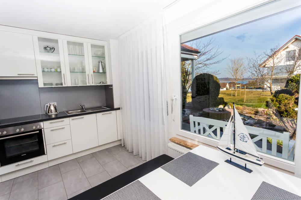 Haus Seegarten Reichenau - Wohnung Süd - Küche