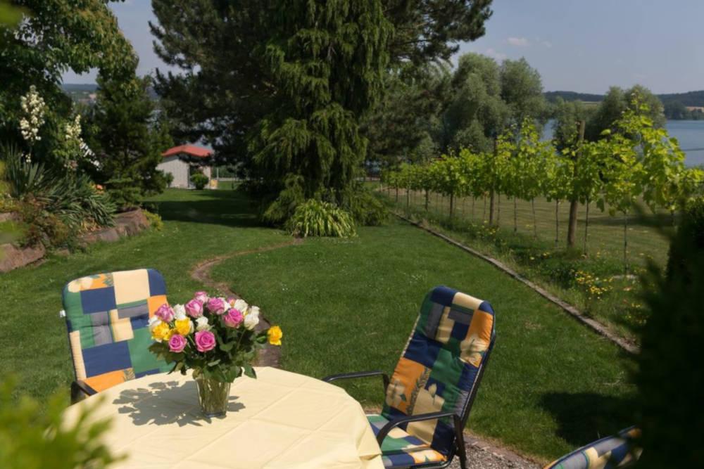 Haus Seegarten Reichenau - Garten - Terrasse