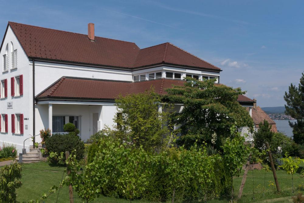 Haus Seegarten Reichenau - Ferienhaus Südseite